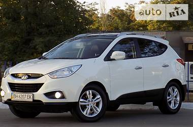 Hyundai IX35 FULL Diesel Panorama 2012