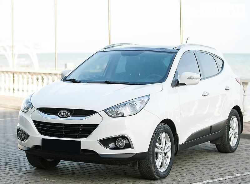 Hyundai ix35 2012 року