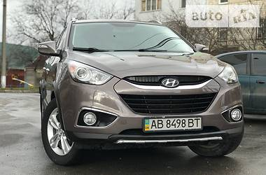 Hyundai IX35 NAVI 2014