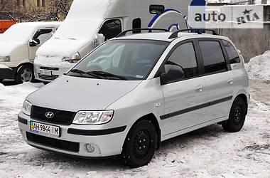 Hyundai Matrix 1.8i AT 2006