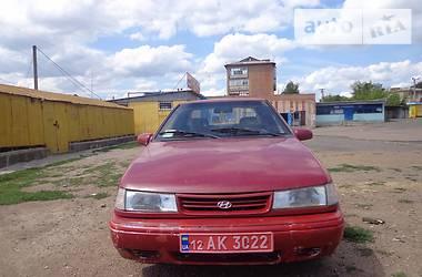 Hyundai Pony excel 1992