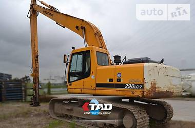 Hyundai ROBEX 290LC-7 LONG REACH 2006