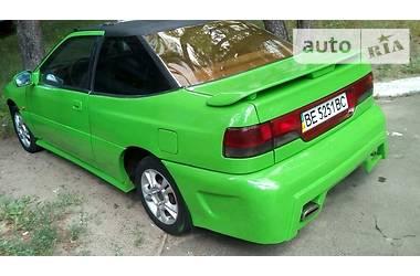 Hyundai S-Coupe  1995
