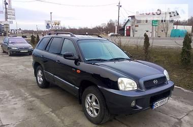 Hyundai Santa FE 2.0.D 2005