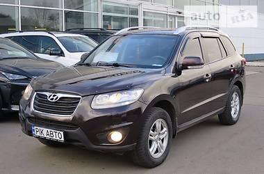 Hyundai Santa FE 2.2crdi МТ 4WD 2010
