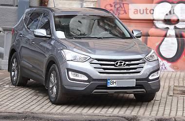 Hyundai Santa FE 2.2_CRDI_4WD 2013
