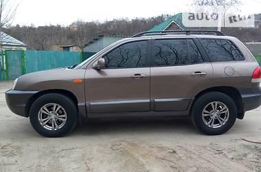 Hyundai Santa FE GL Delux  2005