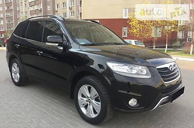 Hyundai Santa FE TOP+NAVI 2012