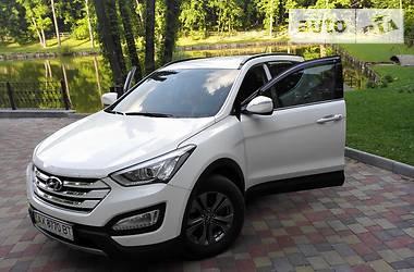 Hyundai Santa FE Santa Fe 2.4(4wd) 2013