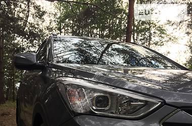 Hyundai Santa FE impres 2014