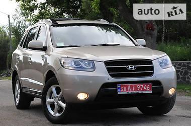 Hyundai Santa FE 2.2  2008