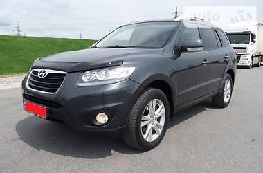 Hyundai Santa FE  Декабрь 2011