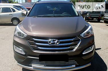 Hyundai Santa FE 2.2 АТ 2014