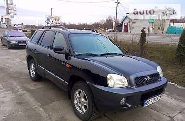 Hyundai Santa FE Automat 2005
