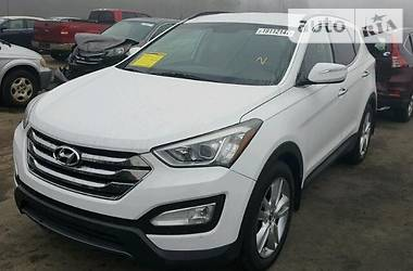 Hyundai Santa FE  2013
