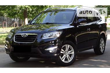 Hyundai Santa FE Diesel 2012