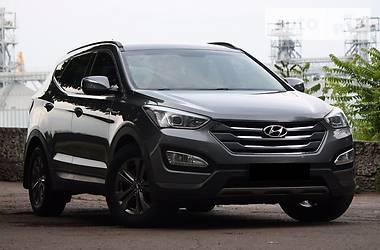 Hyundai Santa FE 2.2CRDI _4WD 2013