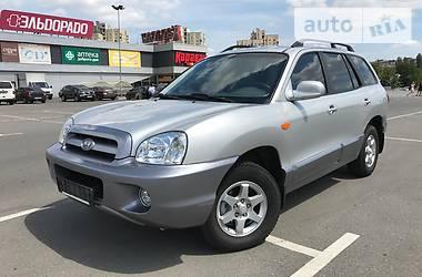 Hyundai Santa FE LPG 2006