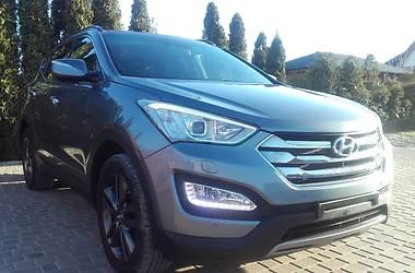 Hyundai Santa FE 2.2 CRDI. 185 л. 2015