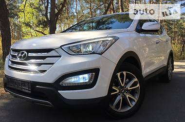 Hyundai Santa FE EXCELLENT 2013