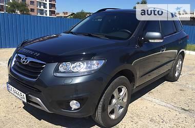 Hyundai Santa FE 2.2 crdi 4wd  2012