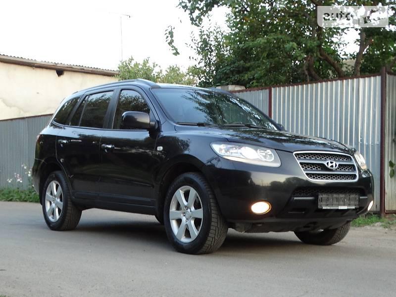 Hyundai Santa FE 2007 года