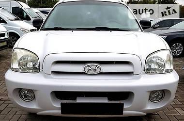 Hyundai Santa FE 2.0 CRDI 2006