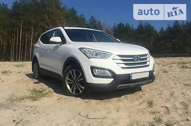 Hyundai Santa FE CRDI 2.2 2016