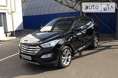 Hyundai Santa FE TOP 2013