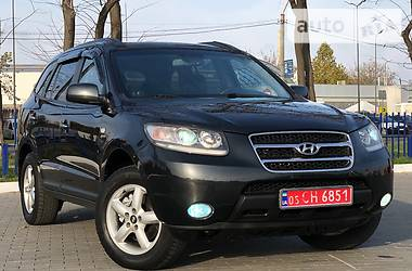 Hyundai Santa FE fyll 7mest 2009