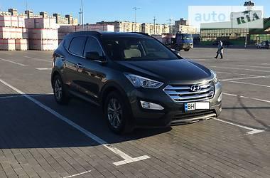 Hyundai Santa FE DM Sport 2.4 2013