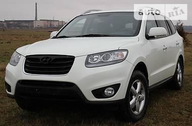 Hyundai Santa FE 2.2   2011