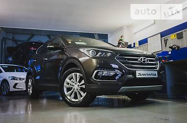 Hyundai Santa FE Top 2017