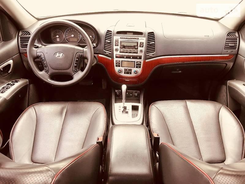 Hyundai Santa FE 2009 року