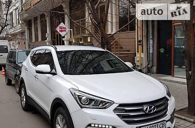 Hyundai Santa FE TOPP FULL 2017