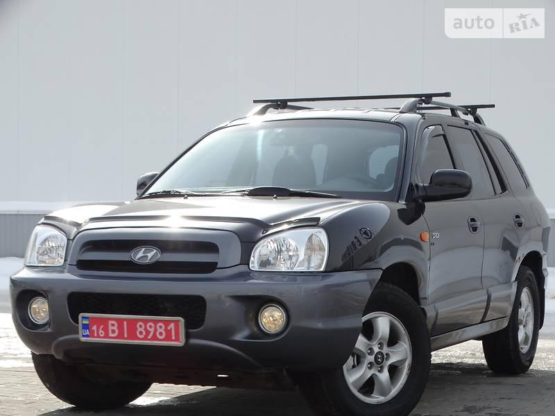 Hyundai Santa FE 2006 року
