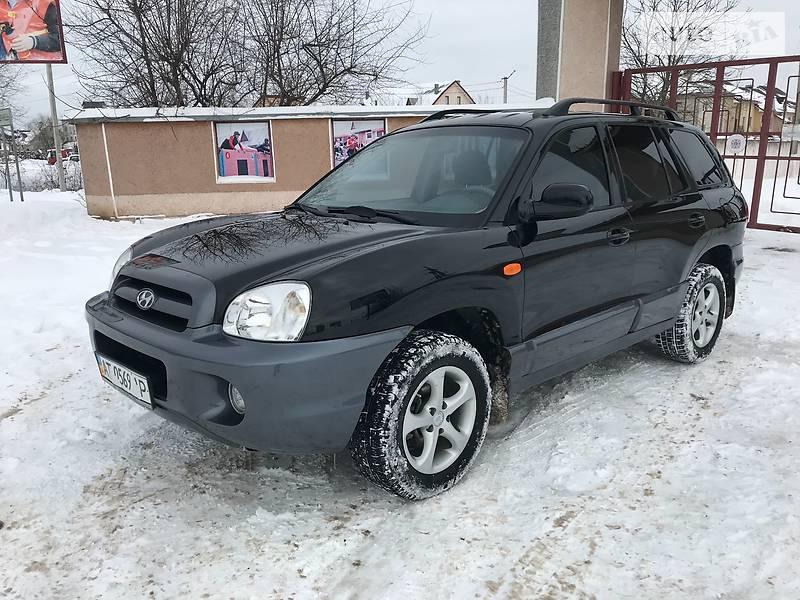 Hyundai Santa FE 2005 року