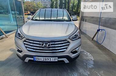 Hyundai Santa FE Ultimate Limited AWD 2014