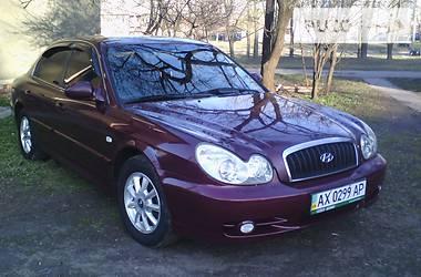Hyundai Sonata GLS 2002