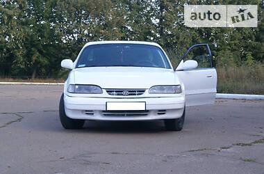 Hyundai Sonata GLS V6i 1993