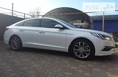 Hyundai Sonata  TOP full option 2014