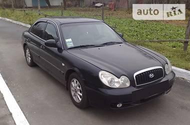 Hyundai Sonata GLS BRC 2002
