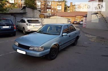Hyundai Sonata GLS 1990