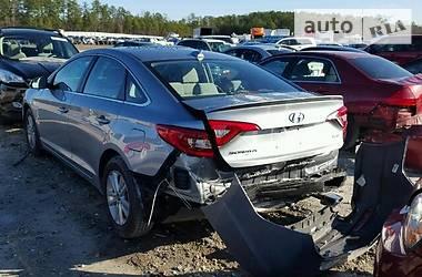 Hyundai Sonata LF 1.6 T ECO 2016