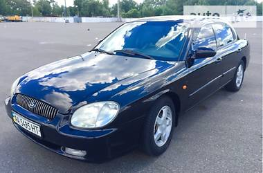 Hyundai Sonata GLS 2.0i 2001