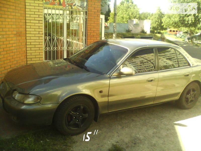 Hyundai Sonata 1998 року