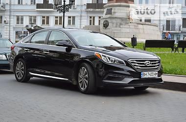 Hyundai Sonata Sport Limited 2016