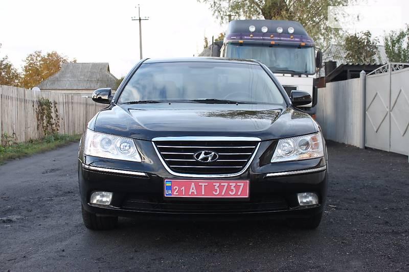 Hyundai Sonata 2009 року