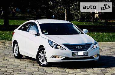 Hyundai Sonata MAKSIMAL 2012