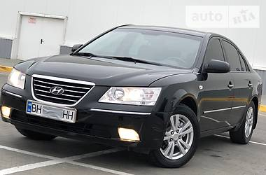 Hyundai Sonata gas 2009